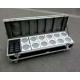 Flight-case à roulettes pour 12 Centerbox